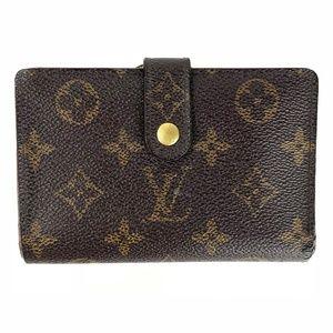 ✨ Louis Vuitton Porte Monnaie Viennois Wallet